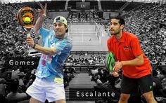 Chico Gomes (@chicongomes ) y Javi Escalante nueva pareja en el World Padel Tour.  #worldpadeltour #padeltime #padel #padeladdict #wpt #wpt2016 #instapadel