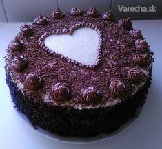 Torta s parížskym krémom (fotorecept) - Recept