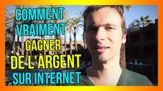 Comment VRAIMENT gagner de l'argent sur Internet (OUBLIEZ la PUB) : https://www.youtube.com/watch?v=cpDk8rjQbw4&list=PLlNaq4hbeacQso7BcO89UKoc9r0qh5kCL :) #Gagner #Argent #Internet