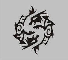 Tribal pices tattooooo