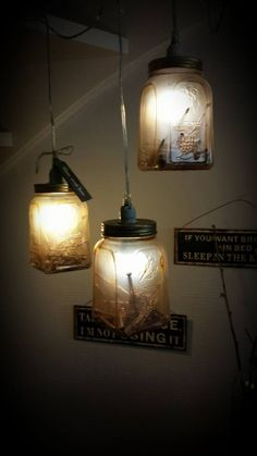 Zelf lampen maken @ welke ruimte dan ook geschikt is