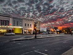 Cool Pic of The Square in Murfreesboro, Tennessee