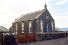 PORTWILLIAM CHURCH ( NOW A HOUSE )