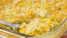 Jiffy mix and canned corn make this Southern corn pudding casserole a snap to prepare. Creamy Corn Pudding Recipe, Easy Corn Pudding, Corn Pudding Casserole, Creamy Corn Casserole, Corn Pudding Recipes, Casserole Dishes, Casserole Recipes, Gluten Free Casserole, Cream Style Corn