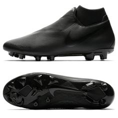 2d7daa4e17b8 Nike Youth Phantom Vision Academy DF MG Soccer Shoes (Black): https:/