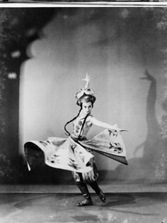 Maurice Seymour- Ballet Russes (Russian Ballet) season, 1939-1940, photographed for Australian and New Zealand Theatres Ltd. or copied from Maurice Seymour's Chicago photographs