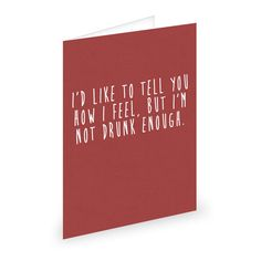 11 Emotionally Repressed Valentine's Cards For British People