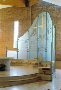 St Joseph's Roman Catholic Church, Epsom, Surrey Sandblasted Glass, Etched Glass, Glass Etching, St Joseph, Roman Catholic, Surrey, Saints, Artist, Design