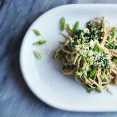 with filipino garlic sauce green beans with pistachio pesto green ...