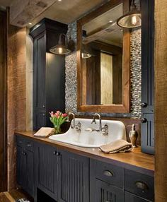 25 ideas to remodel your craftsman bathroom | craftsman bathroom