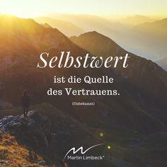 Glaube an dich! http://www.wie-du-nach-oben-kommst.de/