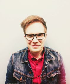 Patrick Stump ~ Fall Out Boy one of the NICEST people you'll ever meet.