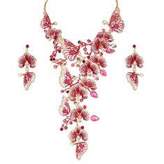 High Jewelry, Unique Jewelry, Jewelry Sets, Butterfly Jewelry, Butterfly Necklace, Fashion Necklace, Fashion Jewelry, Art Deco, Jewellery Sketches
