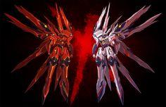 Xeno Series, Big Robots, Final Fantasy Characters, Mecha Anime, Cyborgs, Artwork, Gundam, Saga, Videogames