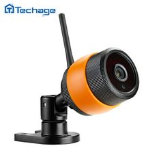New CCTV Home Security Mini Wireless 720P IP Camera Wifi Outdoor Waterproof P2P IR-Cut Night Vision Camera With TF Memory Card #men, #hats, #watches, #belts, #fashion, #style, #sport