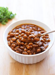 Best-Ever Slow Cooker Baked Beans