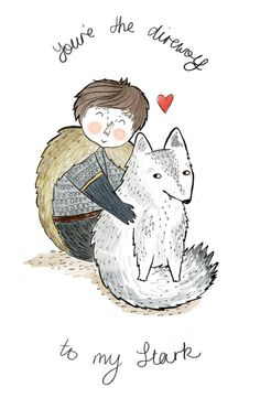 Where is my Stark? I <3 Robb