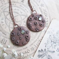 Really love texture of these Moon Necklaces I tried to make it somewhat realistic, looks fine to me Friendly reminder: just a couple of days left to make Christmas ordersInternational shipping can be really unpredictable during holiday season, and though postal workers have been doing amazing job and delivering my parcels  in 2 weeks or less, things can get really tough