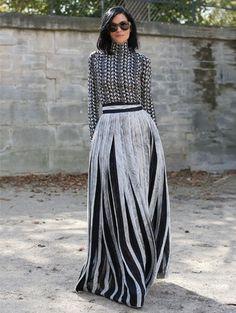 Leigh Lezark @ Parijs Fashion Week