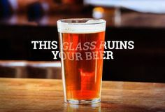 7 reasons to think beyond the basic pint glass