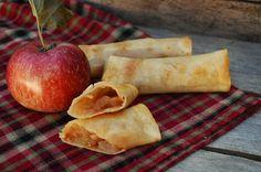 Apple pie egg rolls by firefly64, via Flickr