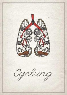 cycling ♥