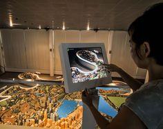 URA Singapore City Gallery - Augmented Reality CAM Surveyor