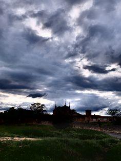 Dia tormentoso en Nuevo Baztan. 5/2016