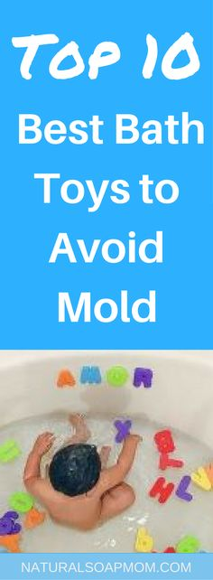 10 Best Bath toys for toddlers and baby so you can avoid sneaky mold growth in your tub. Organization and DIY bath toy storage are important too! You should buy toys without places for water to hide and breed gross black mold. Plus cleaning should be easy Diy Bath Toys, Best Bath Toys, Bath Toys For Toddlers, Toddler Toys, Toddler Stuff, Kids Bath, Bath Toy Storage, Diy Organization, Buy Toys