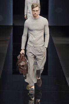 Giorgio Armani SS 2017 Fashion Show Details