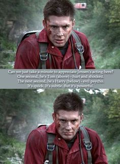 He does not get the recognition he deserves. Jensen plays Tom Hanniger in My Bloody Valentine