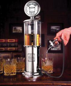 Gas Pump Liquor Dispenser...awesome for parties!