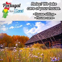 house keepers in Portugal, house sitting Portugal, House care Portugal info@portugalhereicome.com  #portugal #housecare #housesitting #portugalhereicome House Sitting, Housekeeping, Portugal, Relax