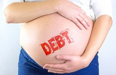 The parents tend to think that their financial stress does not affect their kids but many researches portray that parents' stress affects about 91% of kids, since financial instability is one of the main causes of stress; I believe that parents' debts affect kids.