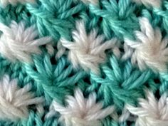 Cómo Tejer Punto ROPA BEBÉ #14 How to Knit a BABY STITCH 2 Agujas (371) - YouTube