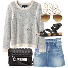 """""""Untitled #9305"""" by theleatherlook on Polyvore"""