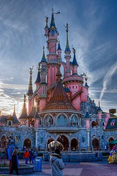 Sleeping Beauty Castle - Disneyland California