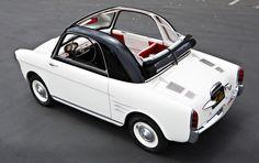 "coolerthanbefore: "" 1961 Autobianchi Bianchina Trasformabile """