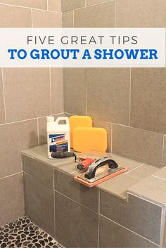 At first, tiling a space in your home can seem overwhelming and confusing, but it doesn't have to be. Doing a tile project on your own can save you a lot of money and give you a lot of satisfaction. Recently we renovated an entire bathroom in our basement that included tiling and grouting a …