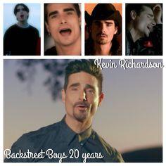 Kevin Richardson Backstreet Boys happy 20th Anniversary!!
