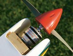 Choosing an RC Brushless Motor