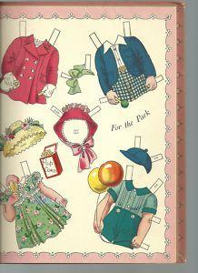 Judy & Jim PD book, 1947 by Hilda Miloche_p 7