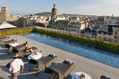 Mandarin Oriental Barcelona   Terrat Roof Terrace (Condé Nast Traveller)