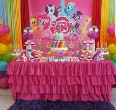 Mesa de pony