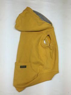 EXTRA LARGE: Yellow/Grey