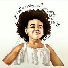 Love these lyrics and the pic even more #babyhair and #afros