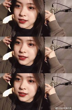 Dramione, Girl Crushes, New Girl, Korean Girl Groups, Kpop Girls, Candid, Ulzzang, Make Up, Pictures