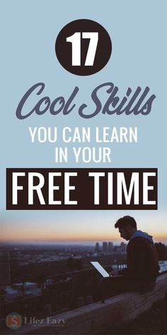 17 Cool Skills you can learn in your free time 17 Cool Skills you can learn in your free time,Free Online Education Do you want to learn some cool skills online without paying any. Learning Websites, Educational Websites, Learning Skills, Educational Crafts, Educational Technology, Skills To Learn, Life Skills, Learn A New Skill, Online Courses With Certificates