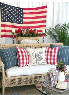 28 Stunning Rustic Style Fourth Of July Independence Day Decor Ideas, 28 Stunning Rustic Style Fourth Of July Independence Day Decor Ideas…, Fourth Of July Decor, 4th Of July Decorations, 4th Of July Party, July 4th, Holiday Porch Decorations, Holiday Themes, Plywood Furniture, July Crafts, Porch Decorating
