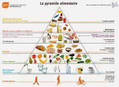 Un mode de vie paléo en Belgique - sain, simple, savoureux !: L'experience des pyramides alimentaires